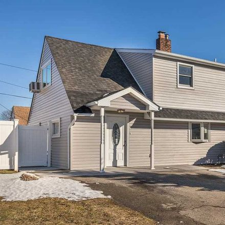 Rent this 4 bed house on 213 Gardiners Avenue in Hempstead, NY 11756