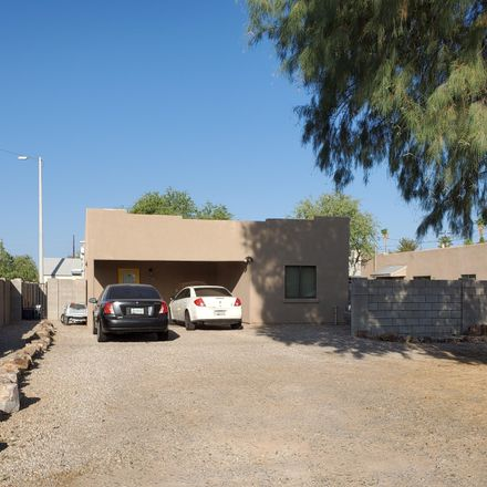 Rent this 4 bed house on North Palo Verde Avenue in Tucson, AZ 85716