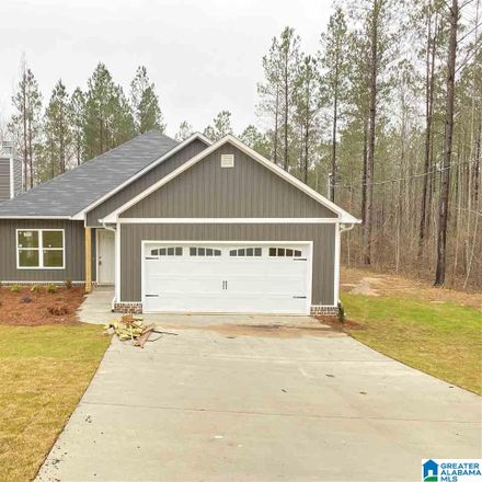 Rent this 3 bed house on Summitt Dr in Odenville, AL