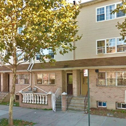 Rent this null bed townhouse on 1630 Prospect Place in New York, NY 11233
