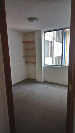 Rent this 3 bed apartment on Sushi-itto Coyoacán in Avenida México 5, Coyoacán