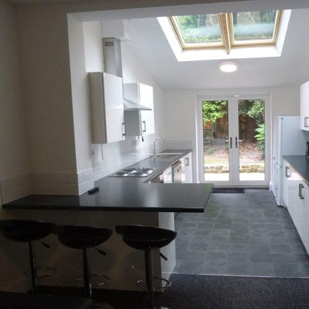 Rent this 5 bed house on 41 Charnock Avenue in Wollaton NG8 1AG, United Kingdom