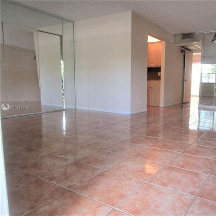 Rent this 1 bed condo on 13250 Southwest 4th Court in Pembroke Pines, FL 33027