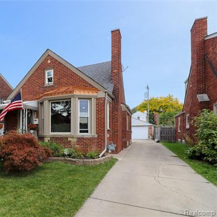 Rent this 3 bed house on 7730 West Morrow Circle in Dearborn, MI 48126