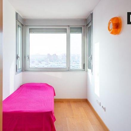 Rent this 3 bed apartment on carrer de Josep Pujol Busquets in 08910 Badalona, Spain
