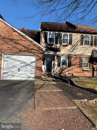Rent this 3 bed townhouse on 112 Garrison Ct in Langhorne, PA