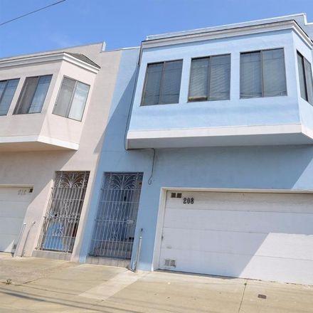 Rent this 3 bed house on 208 Williams Avenue in San Francisco, CA 94124