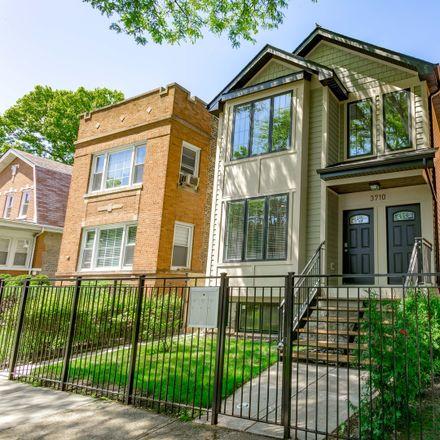 Rent this 5 bed duplex on 3710 West Cornelia Avenue in Chicago, IL 60618