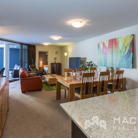 Rent this 3 bed apartment on 15/369 Hay Street