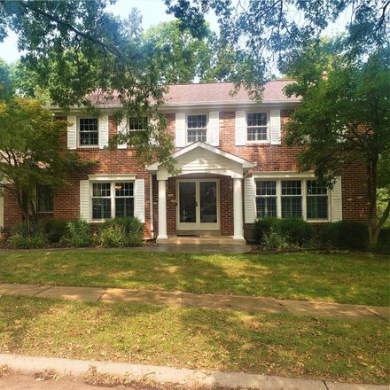 Rent this 4 bed house on 14467 Brittania Drive in Chesterfield, MO 63017