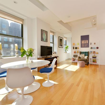 Rent this 1 bed condo on 99 John Street in New York, NY 10038