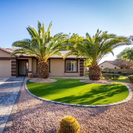 Rent this 3 bed house on 2277 East Cathy Court in Gilbert, AZ 85296