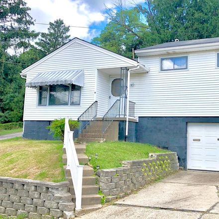 Rent this 3 bed house on 6 Leonard Ave in Wheeling, WV