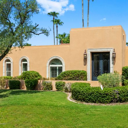 Rent this 4 bed house on 8108 East del Acero Drive in Scottsdale, AZ 85258
