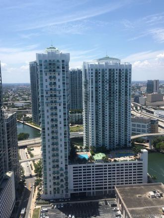 Rent this 2 bed condo on SE 5th St in Miami, FL