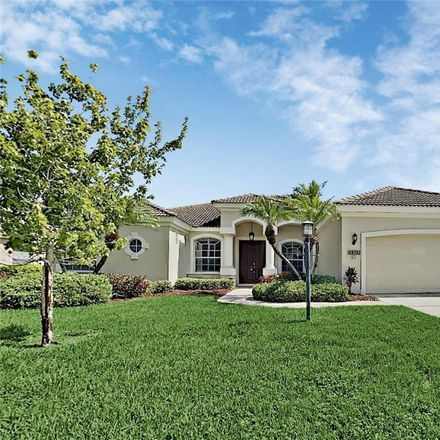 Rent this 3 bed house on Lobelia Ter in Bradenton, FL