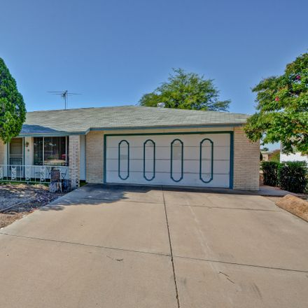 Rent this 3 bed house on 9815 West Redwood Drive in Maricopa County, AZ 85351