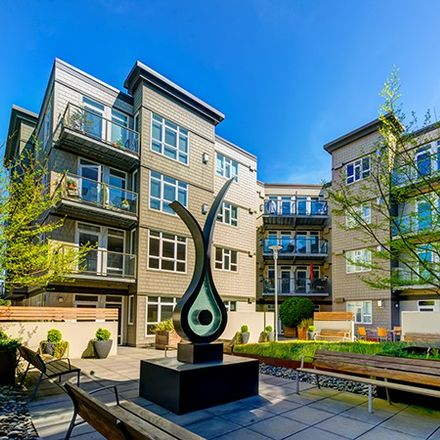 Rent this 2 bed apartment on 11140 Northeast 97th Street in Kirkland, WA 98033