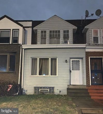 Rent this 3 bed townhouse on 7148 Dicks Avenue in Philadelphia, PA 19153
