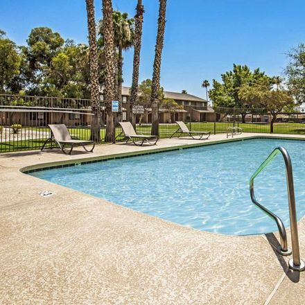 Rent this 1 bed apartment on Falcon Glen in Mesa, AZ 85205