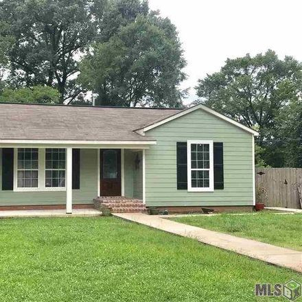 Rent this 3 bed house on 334 Pine Street in Denham Springs, LA 70726