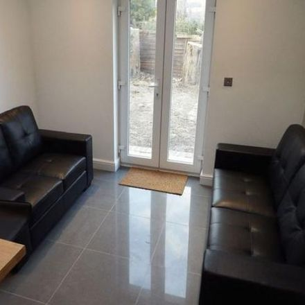 Rent this 6 bed house on 14 Claude Street in Nottingham NG7 2LB, United Kingdom