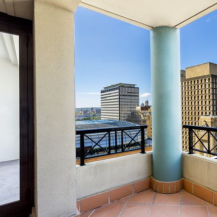 Rent this 1 bed apartment on 1 Hosking Pl