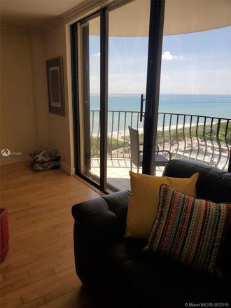 Rent this 3 bed condo on 8777 Collins Avenue in Surfside, FL 33154