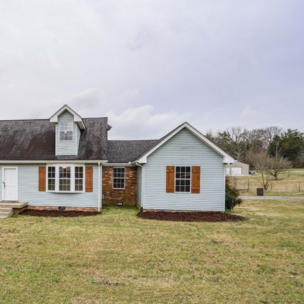 Rent this 3 bed house on E Valley Dr in Bon Aqua, TN