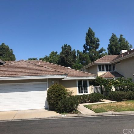 Rent this 3 bed condo on 10 Windsong in Irvine, CA 92614