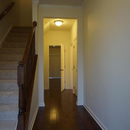 Rent this 3 bed townhouse on 6390 Betty Linton Lane in Ballenger Creek, MD 21703