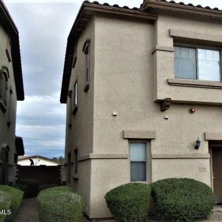 Rent this 3 bed townhouse on 525 North Miller Road in Scottsdale, AZ 85257
