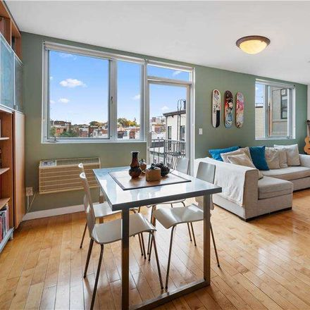 Rent this 2 bed condo on Wyckoff Avenue in New York, NY 11385