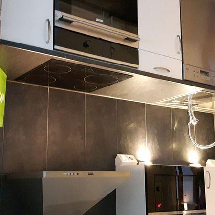 Rent this 1 bed apartment on Kyrkogårdsgatan in 503 38 Borås, Sweden