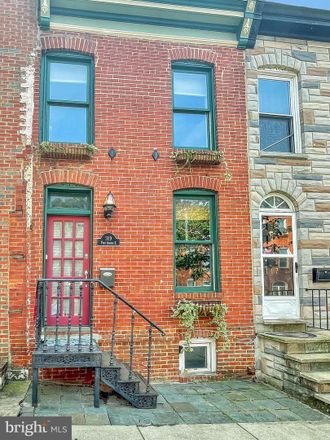 Rent this 2 bed townhouse on 119 East Fort Avenue in Baltimore, MD 21230