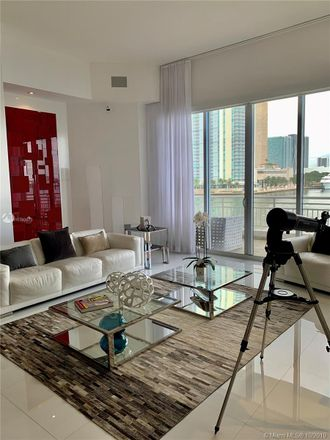 Rent this 4 bed house on Three Tequesta Point in 848 Brickell Key Drive, Miami