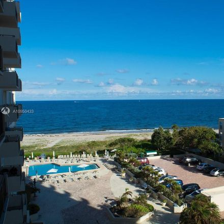 Rent this 1 bed condo on 1900 South Ocean Boulevard in Lauderdale-by-the-Sea, FL 33062
