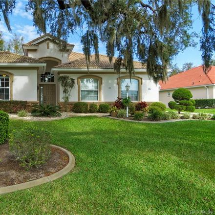 Rent this 3 bed house on W Mickey Mantle Path in Hernando, FL