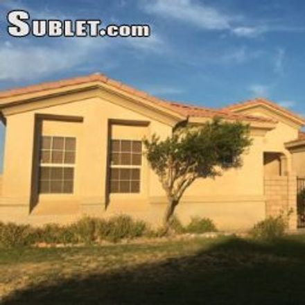 Rent this 3 bed apartment on 32854 Cathedral Canyon Drive in Cathedral City, CA 92234