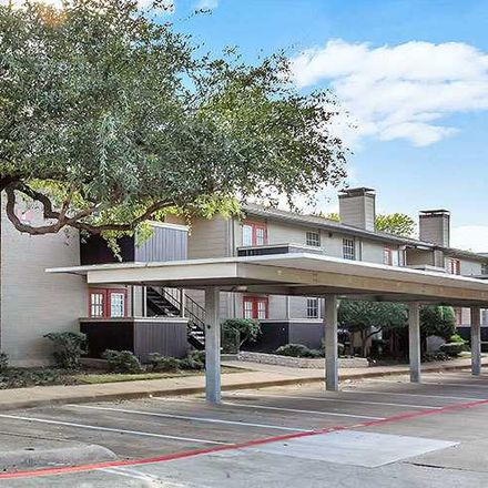 Rent this 1 bed apartment on 5621 Spring Valley Road in Dallas, TX 75254