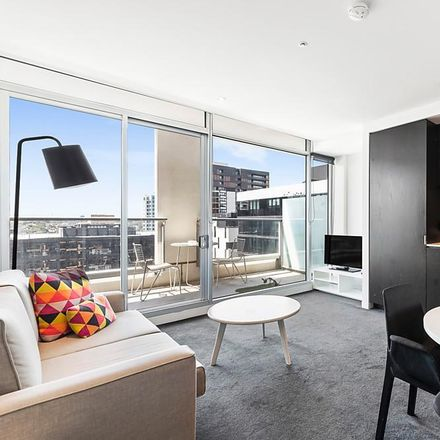 Rent this 1 bed apartment on 1904/7 Yarra Street