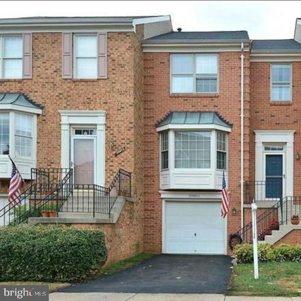 Rent this 3 bed townhouse on 20851 Derrydale Sq in Sterling, VA