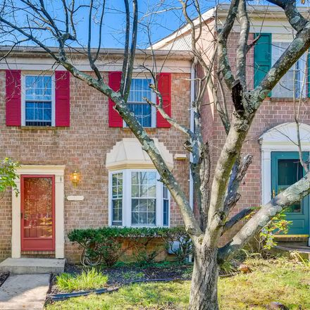 Rent this 4 bed townhouse on Hamlet Dr in Owings Mills, MD