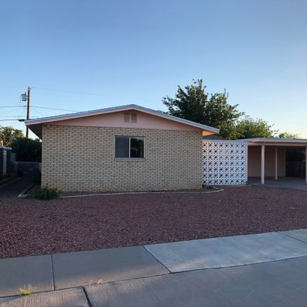 Rent this 3 bed apartment on 6000 Tautoga Drive in El Paso, TX 79924