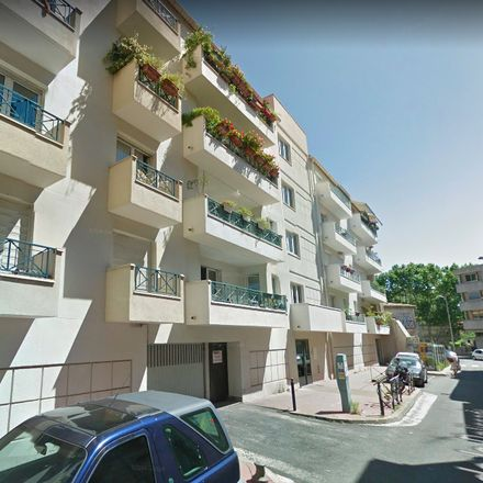 Rent this 1 bed apartment on 6 Rue de la Palissade in 34000 Montpellier, France