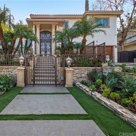 Rent this 6 bed house on 19068 Santa Rita Street in Los Angeles, CA 91356