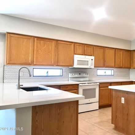 Rent this 3 bed house on 7208 West Pontiac Drive in Glendale, AZ 85308