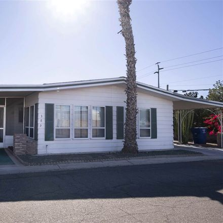 Rent this 2 bed house on 389 West Rio Colorado Drive in Yuma, AZ 85365