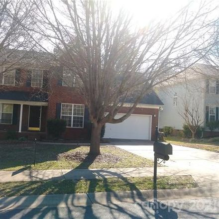 Rent this 3 bed house on 12029 Stone Forest Drive in Pineville, NC 28134