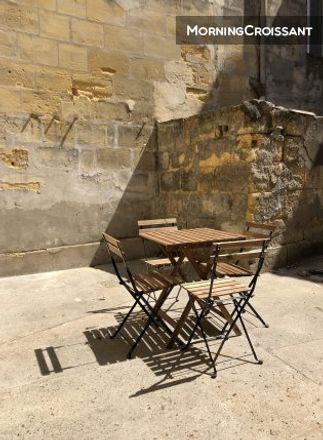 Rent this 1 bed apartment on 64 Cours de l'Argonne in 33000 Bordeaux, France